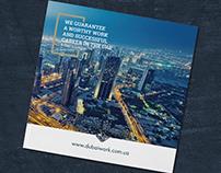 Презентация компании «Work Dubai»