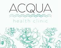 Logótipo Acqua Clinic