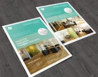 Flyer Design - DIN A4
