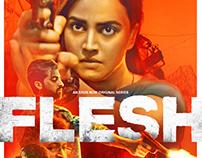 3rd poster for FLESH