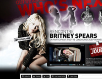 Meet&Greet Britney Spears (Directstar.fr)