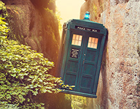 BBC Doctor Who   Retouch & CGI