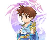 Final Fantasy V : Bartz Klauser