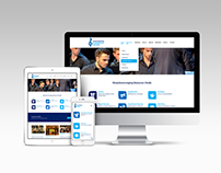 Webdesign Muziekverenging Someren-Heide