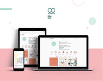 LITTLE LOU | Social Media & Printed Media Design