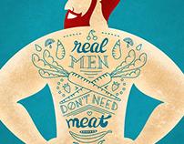 real men ...