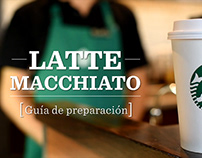 STARBUCKS - Tutorials