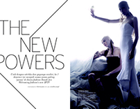The New Powers