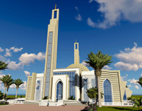 Modern Mosque Design Part