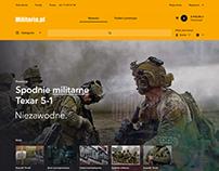 Militaria - Army Shop