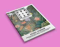 SOR ALA ZER (magazine design)