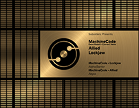 Artwork for: MachineCode | Lockjaw | Allied - SUBS13.5