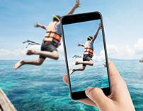 Creative For Big Screen Smartphone