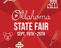 OK State Fair Flyer