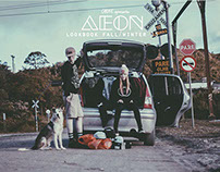 Lookbook Choke Clothing - AEON - Outono/Inverno 2015