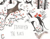 "Cover for Stereofysh Album ""the Race"""