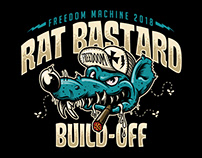 Rat Bastard Build-Off Logo