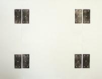 Zsanér-triptichon // Hinge-triptych