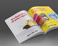 Print ad concepts