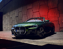 BMW 4 CONVERTIBLE || UWE DUETTMANN