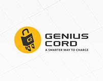Genius Cord logo design