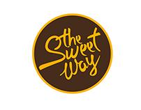 """""""The Sweet Way"""" branding"""