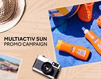 Multiactiv Sun promo campaign