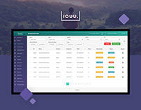 IOUU Software — WebApp