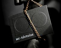 Mr Tortoise Branding