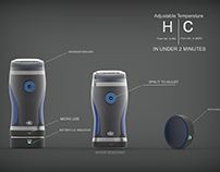 H&C 3d model and manufacturing model