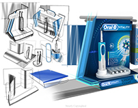 Oral B POC Unit