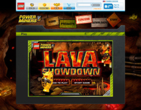 LEGO: Power Miners - Lava Showdown
