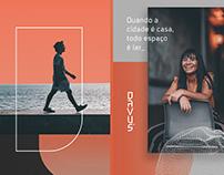 Davus - Branding