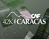App design for CAF marathon