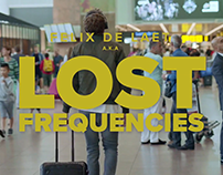 BRUSSELS AIRPORT - Lost Frequencies album launch event