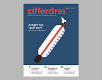 Take Care! Cover for Zifferdrei.