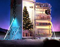 Frosty Tree | Making of