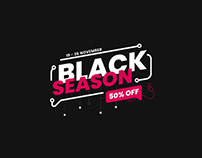Black Season Sales!
