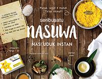 Nasuwa Brochure Design