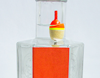 Bobber Vodka |Packaging Concept