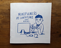 mindfulness at lunchtime ~ book