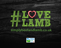 AHDB - Love Lamb Week