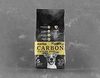 Puppies Carbon Training Pads Packaging Design