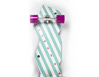 CUSTOMIZED LONGBOARD