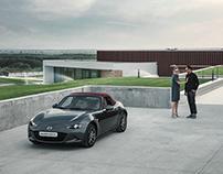 Mazda Editorial for Unica Magazine
