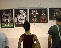 TEXTMODE ART / PLATINE 2015 (Cologne)