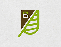 Bulgarian Natural Impex logo, corporate, web design