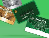 PAO B.C. - Season cards 2010 - 2011