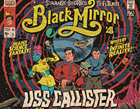 Black Mirror's USS Callister Original Soundtrack Vinyl