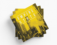 Empire State/Photography/Book Design